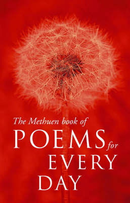 Methuen Book of Poems for Every Day by Methuen Publishing