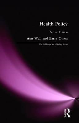 Health Policy book