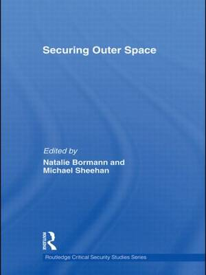 Securing Outer Space book