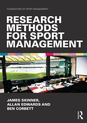 Research Methods for Sport Management by Ben Corbett