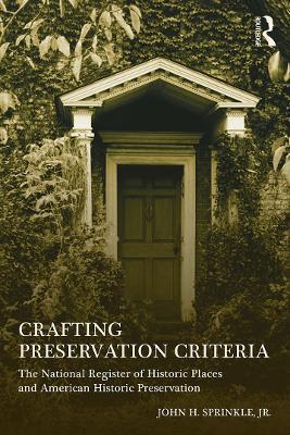 Crafting Preservation Criteria book