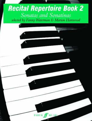 Recital Repertoire  Bk. 2 by Fanny Waterman