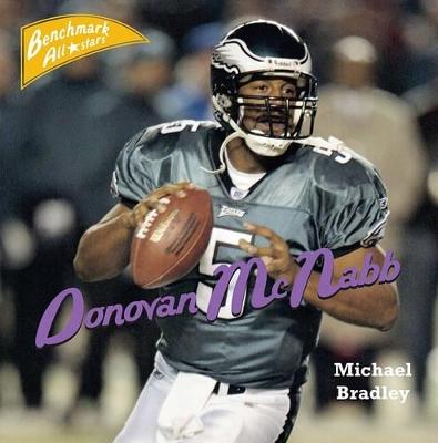 Donovan McNabb by Michael Bradley