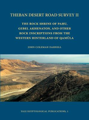 Theban Desert Road Survey II by John Coleman Darnell
