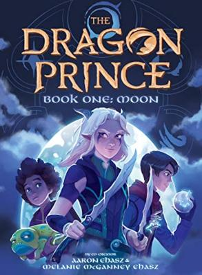 Moon (The Dragon Prince Novel #1) by Aaron Ehasz