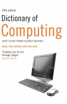 Dictionary of Computing book