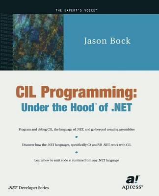 CIL Programming book