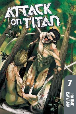 Attack On Titan 7 by Hajime Isayama
