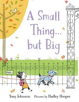 Small Thing . . . but Big book