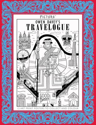 Pictura Poster Book - Travelogue by Owen Davey