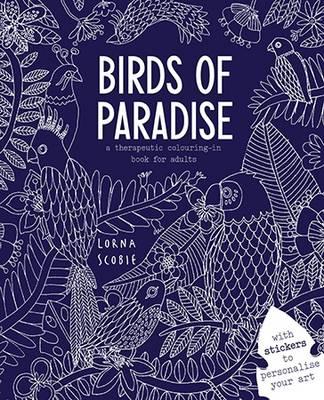 Birds of Paradise by Lorna Scobie