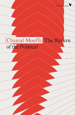 The Return of the Political by Chantal Mouffe