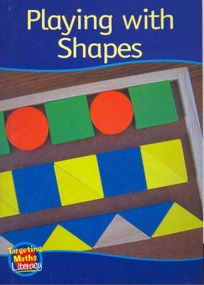 Playing with Shapes Reader by Katy Pike
