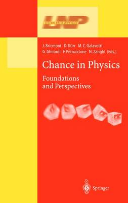 Chance in Physics by Jean Bricmont