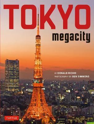 Tokyo Megacity by Ben Simmons