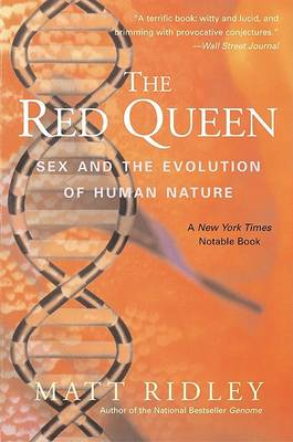 Red Queen by Matt Ridley