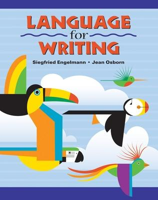 Language for Writing, Student Workbook book