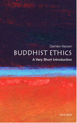 Buddhist Ethics: A Very Short Introduction book