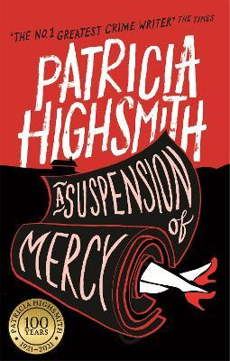 Suspension of Mercy book
