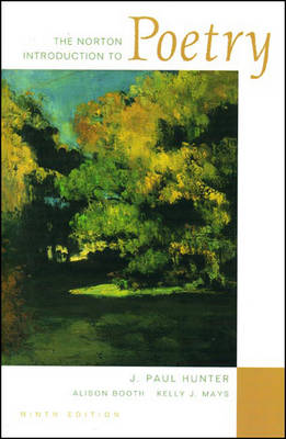 The Norton Introduction to Poetry by Alison Booth