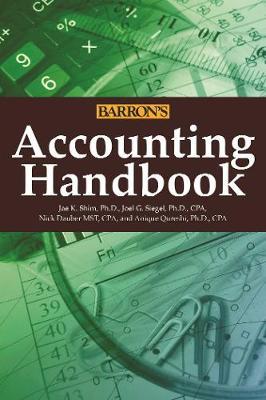 Accounting Handbook by Joel G. Siegel