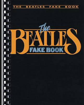 The Beatles Fake Book by The Beatles