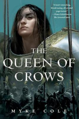 The Queen of Crows book