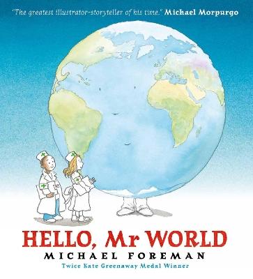 Hello, Mr World book