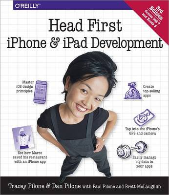 Head First iPhone and iPad Development book