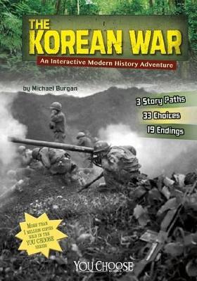Korean War: An Interactive Modern History Adventure book