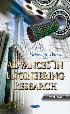Advances in Engineering Research by Victoria M. Petrova