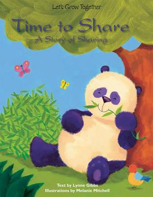 Time to Share by Lynne Gibbs