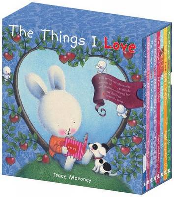 Things I Love About... by Trace Moroney