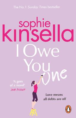 I Owe You One: The Number One Sunday Times Bestseller book