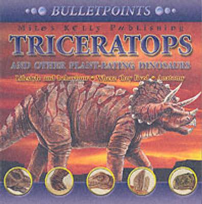 Triceratops by Steve Parker