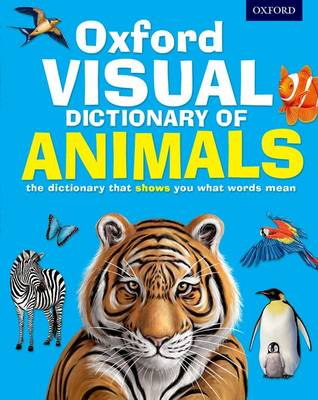 Oxford Visual Dictionary of Animals book