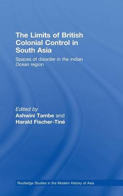 Limits of British Colonial Control in South Asia book
