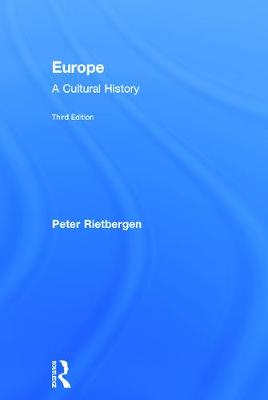 Europe by Peter Rietbergen