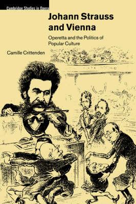 Johann Strauss and Vienna book