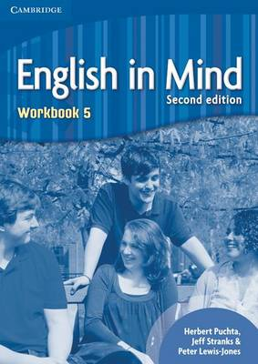 English in Mind Level 5 Workbook by Herbert Puchta