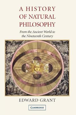 History of Natural Philosophy book