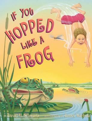 If You Hopped Like a Frog book