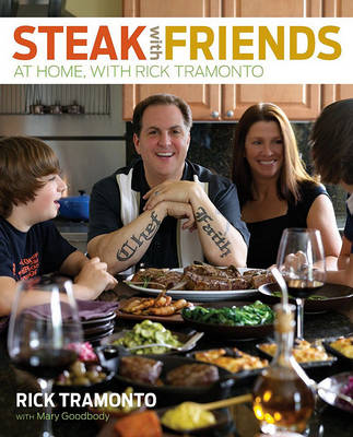 Steak with Friends book