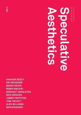 Speculative Aesthetics book
