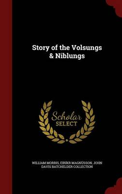 Story of the Volsungs & Niblungs by William Morris