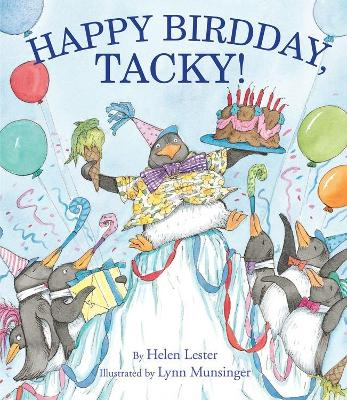 Happy Birdday, Tacky! by Helen Lester