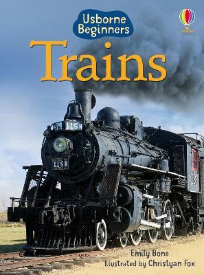 Trains by Emily Bone