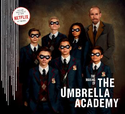 The Making of The Umbrella Academy by Netflix