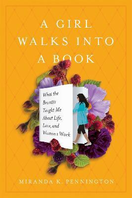 Girl Walks Into a Book book