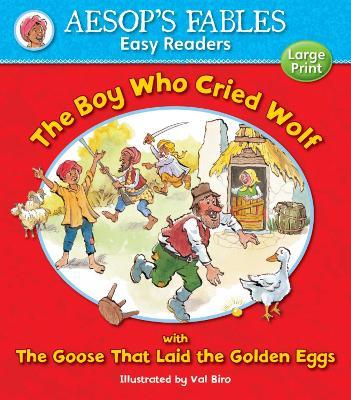 Boy Who Cried Wolf book